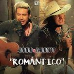romantico (ep) - bruno, barretto