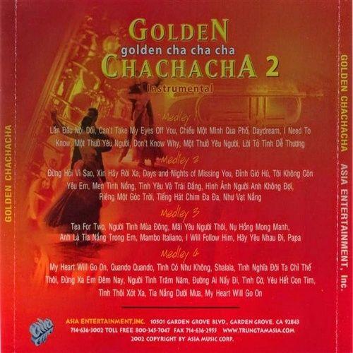 Album hòa tấu Asia Golden ChaChaCha