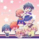uta no prince-sama aa disc - takuma terashima, kenichi suzumura, kishou taniyama