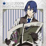 uta no prince-sama maji love 2000% idol song masato hijirikawa (single 2013) - kenichi suzumura