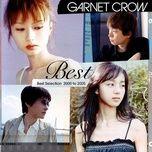 garnet crow best (cd2) - garnet crow