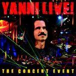 live: the concert event - yanni