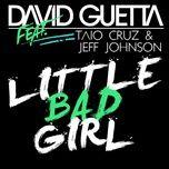 little bad girl (remixes 2011) - david guetta