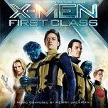 xmen  first class ost (2011) - henry jackman