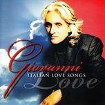 italian love songs - giovanni marradi