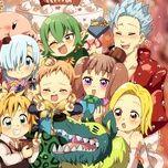 nhung ca khuc anime chon loc (3 vol) - v.a