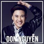 lien khuc thieu nhi (single) - don nguyen