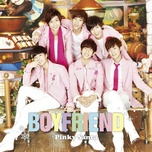 pinky santa (japanese single) - boyfriend