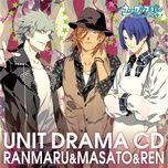 uta no prince-sama debut unit drama cd reiji & otoya & tokiya - shoutaro morikubo, takuma terashima, miyano mamoru