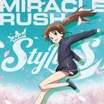 miracle rush (2nd single 2012) - stylips