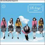 so long! (single) - akb48