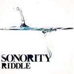 sonority (4th album 2011) - riddle