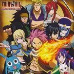 fairy tail original sound collection (cd2) - yasuharu takanashi