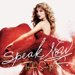 speak now (deluxe package) - taylor swift
