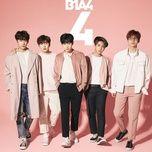 4 (japanese album) - b1a4