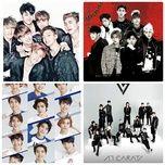 Nhóm Tân Binh Nam K-Pop Nổi Bật 2015-2016