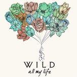all my life (single) - wild