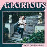 glorious (single) - macklemore, skylar grey