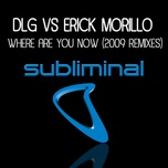where are you now (2009 remixes) (ep) - dlg, erick morillo