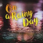 on a rainy day - v.a