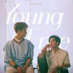young & free (single) - xiumin (exo), mark (nct u)