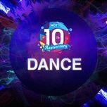 top dance music hot - 10 nam nhaccuatui - v.a