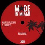 maradona (single) - maurizio ruggiero, troncoso