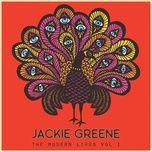 modern lives (single) - jackie greene