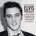 when it rains it pours (vocal slapback tape, takes 6-8) (single) - elvis presley