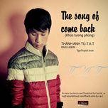 Khúc Tương Phùng (Single) - Thành Anh Tú T.A.T