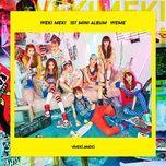 weme (mini album) - weki meki