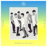 never end (mini album) - boyfriend