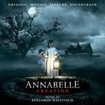 annabelle: creation (original motion picture soundtrack) - benjamin wallfisch