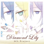 diamond lily - natsu-p, kagamine len, kamui gakupo, kaito
