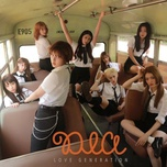 love generation (mini album) - dia band