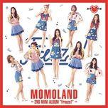 freeze! (mini album) - momoland