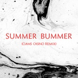 summer bummer (clams casino remix) (single) - lana del rey, clams casino, a$ap rocky, playboi carti