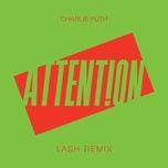 Attention (Lash Remix) (Single)