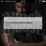iphone (single) - dj black moose, denz, mwuana