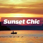 sunset chic - v.a