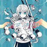 electrostatic girl - kairiki bear, hatsune miku, kagamine rin