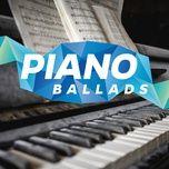 piano ballads - v.a