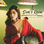 I Don't Know (Single)