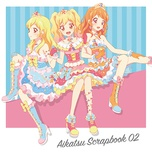 aikatsu scrapbook 02 - star anis, aikatsu stars!