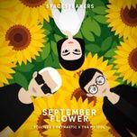 September Flower (Single) - Touliver, Rhymastic, Trà My Idol