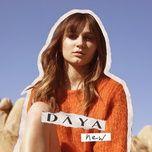 New (Single) - Daya