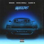 Motorsport (Single) - Migos, Nicki Minaj, Cardi B