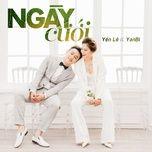 Ngày Cưới (Single) - Yến Lê, Yanbi