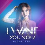 I Want You Now (Single)