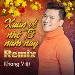 Xuân Về Nhớ Tết Năm Nay Remix (Single)